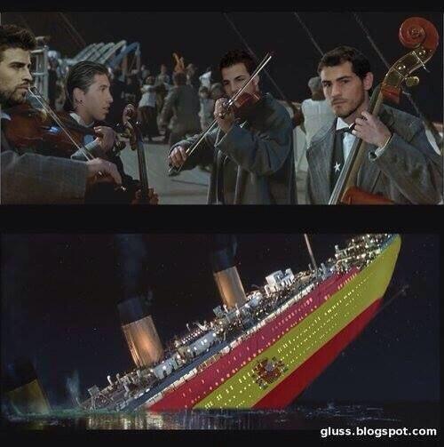 ब्लगमा यस्तो व्यङ्ग्य देखियो स्पेन पहिलो चरणबाटै बाहिरिएपछि