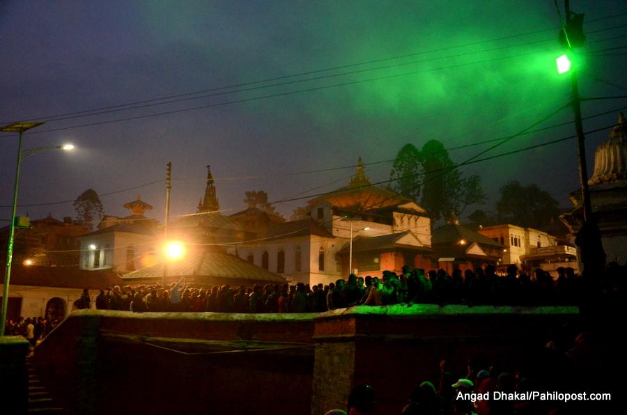 Pashupati night (2)