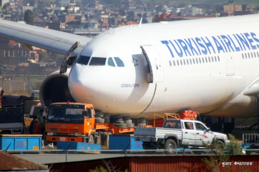 Efforts for Turkish Air