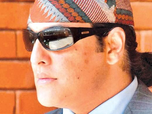 Nepal-prince-Paras-Shah