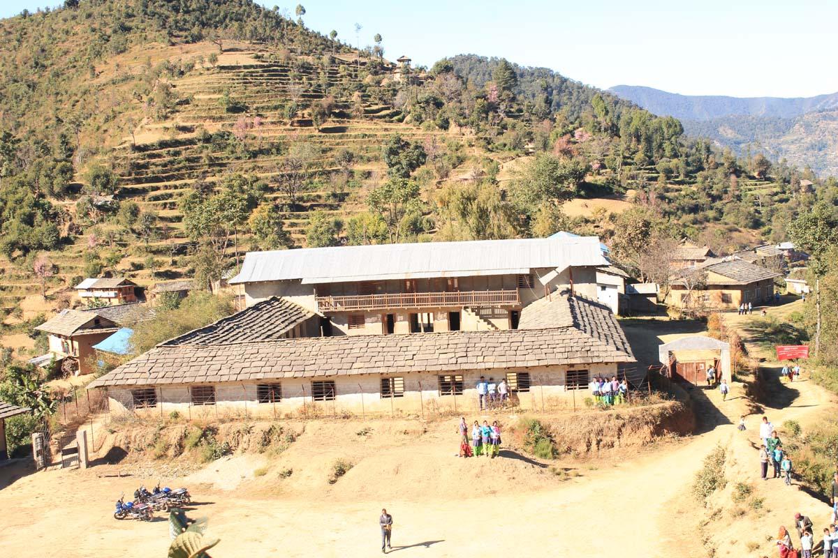 aaphhule padhayako school