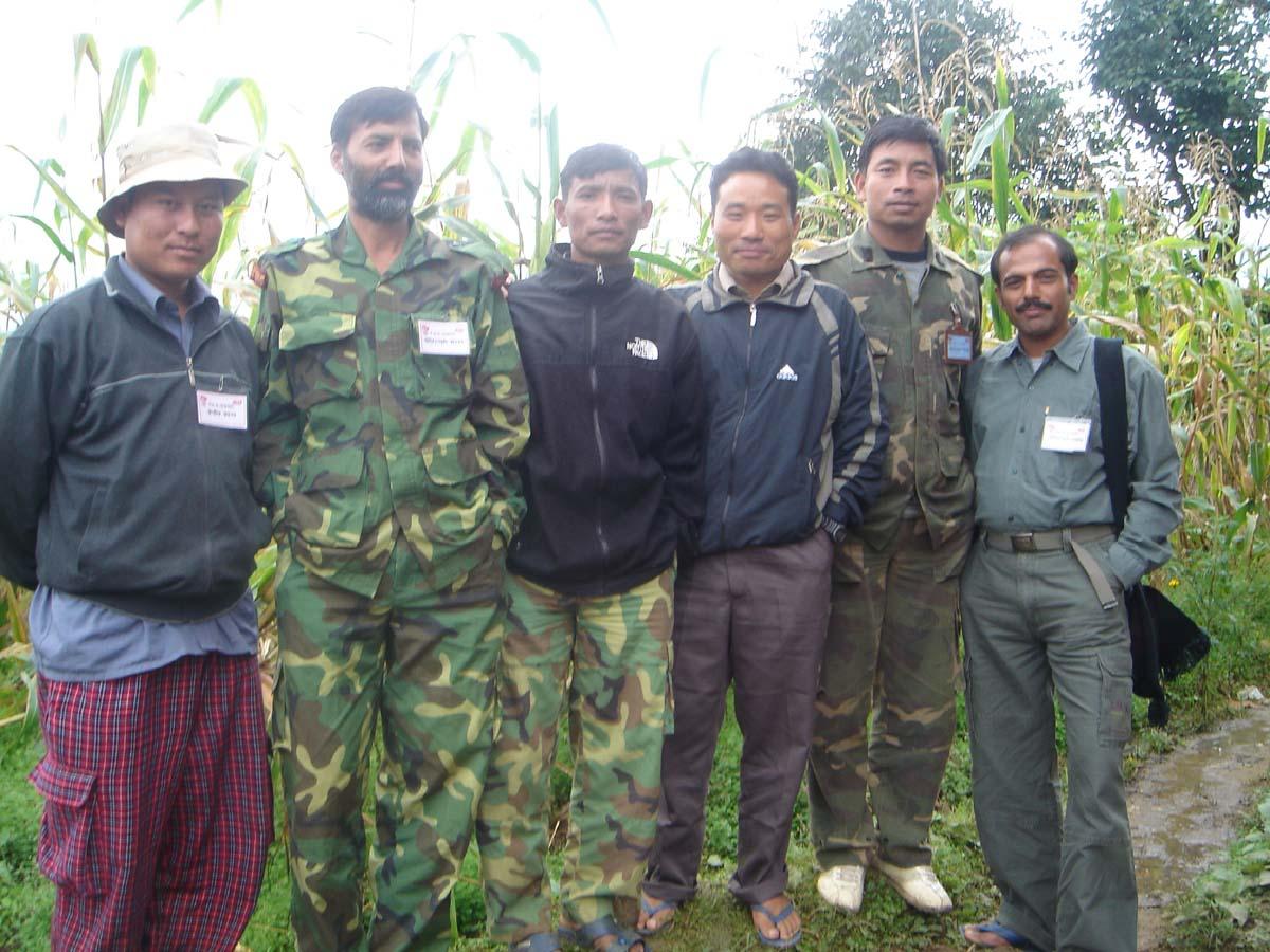 chunbang baithakma commandarharusanga