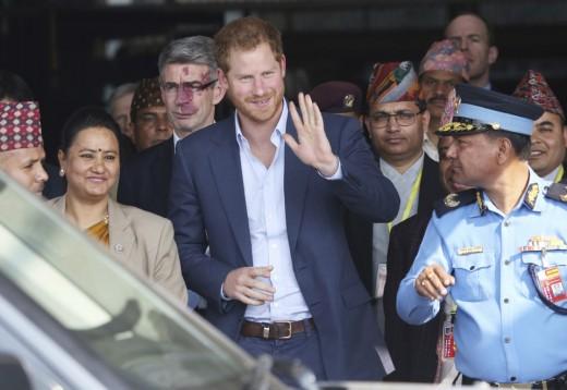 Nepal Britain Prince