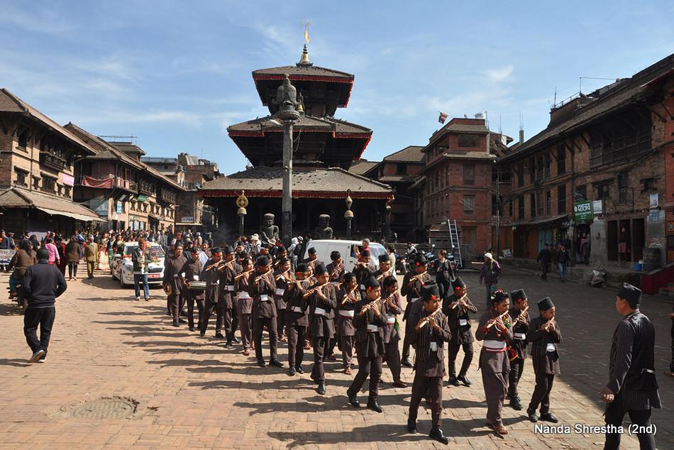 2nd Nanda Shrestha (Nandu)