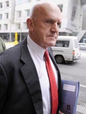 सजाय सुनाउने न्यायाधीश Geoff Chettle.